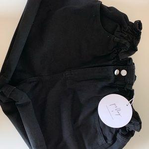 Princess Polly paper bag shorts!